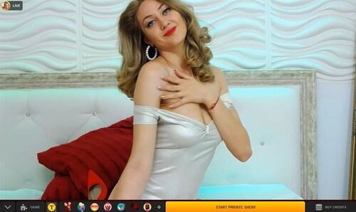 Pretty cam models host secure, safe and private adult cam chat at LiveJasmin.com